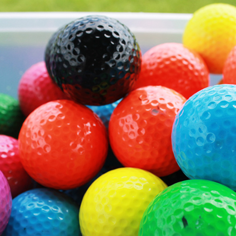 Portable Mini Golf for your event with Seacoast Events
