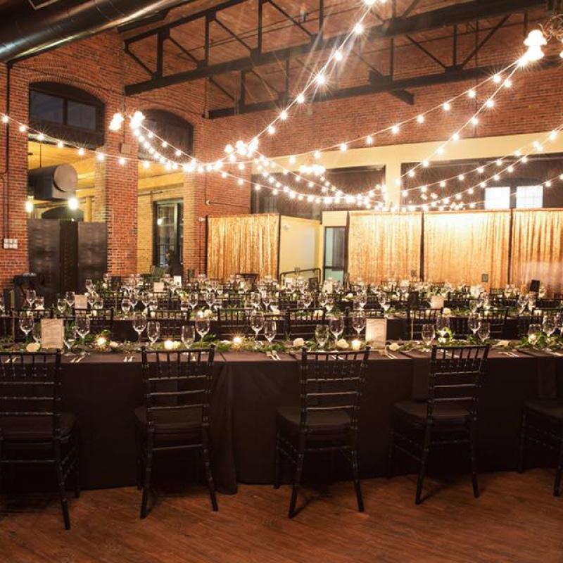 Wedding Lighting Event Decor Seacoast Events